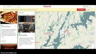 New Pinterest Feature: Place Pins (Video)