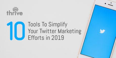 Twitter Marketing Tools