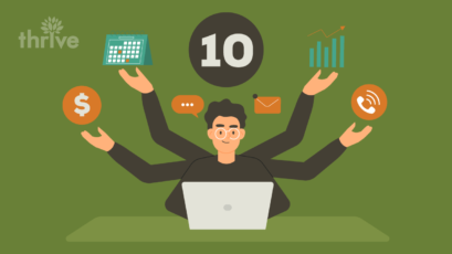 10 Ways to Stop Wasting Time and Be More Productive