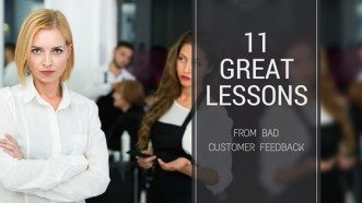 Bad Customer Service Lessons