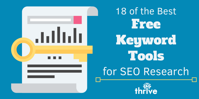 18 Free [and paid] Keyword Research Tools   SEO Keywords