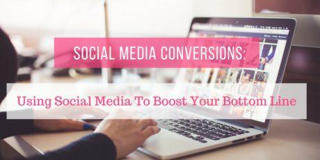 Social media conversions