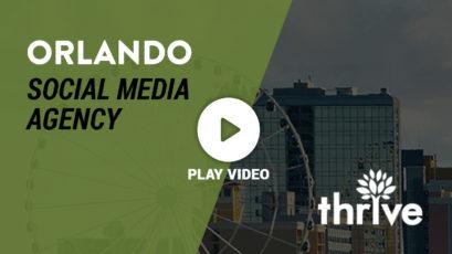 Orlando Social Media Agency