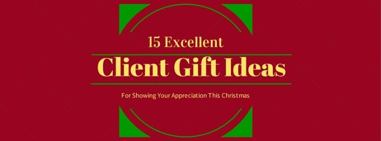 15 Ideas For Christmas Client Gifts That Show Appreciation