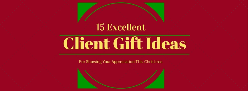 Gifts For Clients This Christmas | 15 Ideas