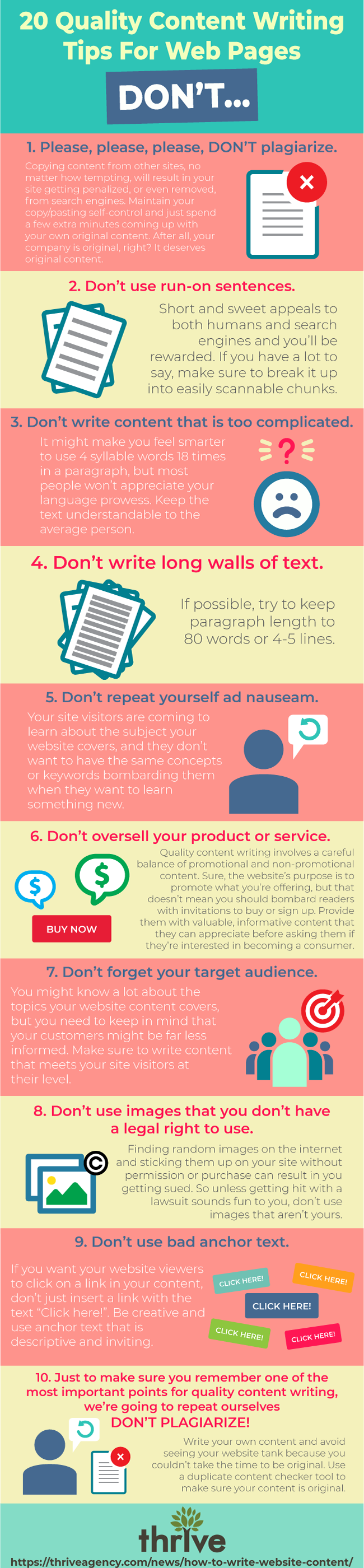 How To Write Website Content | 20 Tips For Quality Content Writing