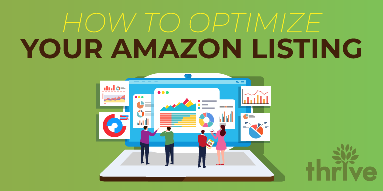 Amazon SEO Optimize Listing