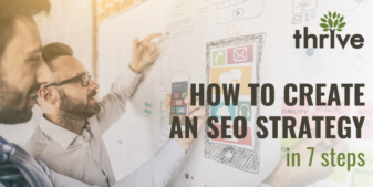 How to create an SEO strategy in 7 steps
