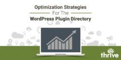 wordpress plugin directory optimization tips