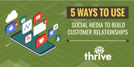 social media customer relationships