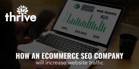How Ecommerce SEO company increase website traffic