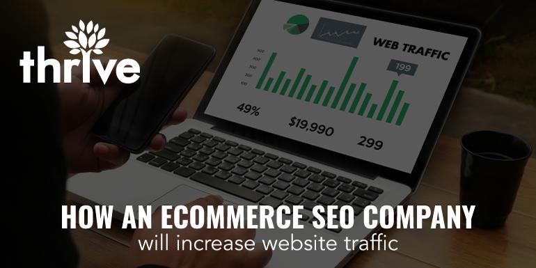 How Ecommerce SEO company increase website traffic