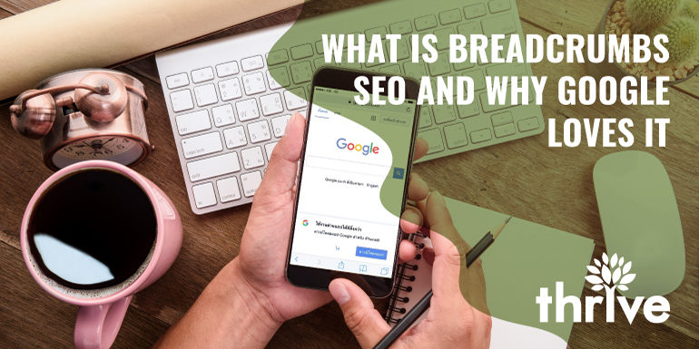What is Breadcrumbs SEO