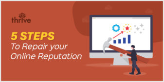 5 steps to repair your online reputation
