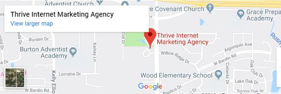 Thrive Arlington office location