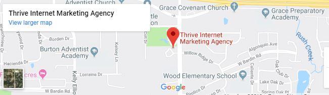Arlington Thrive office location