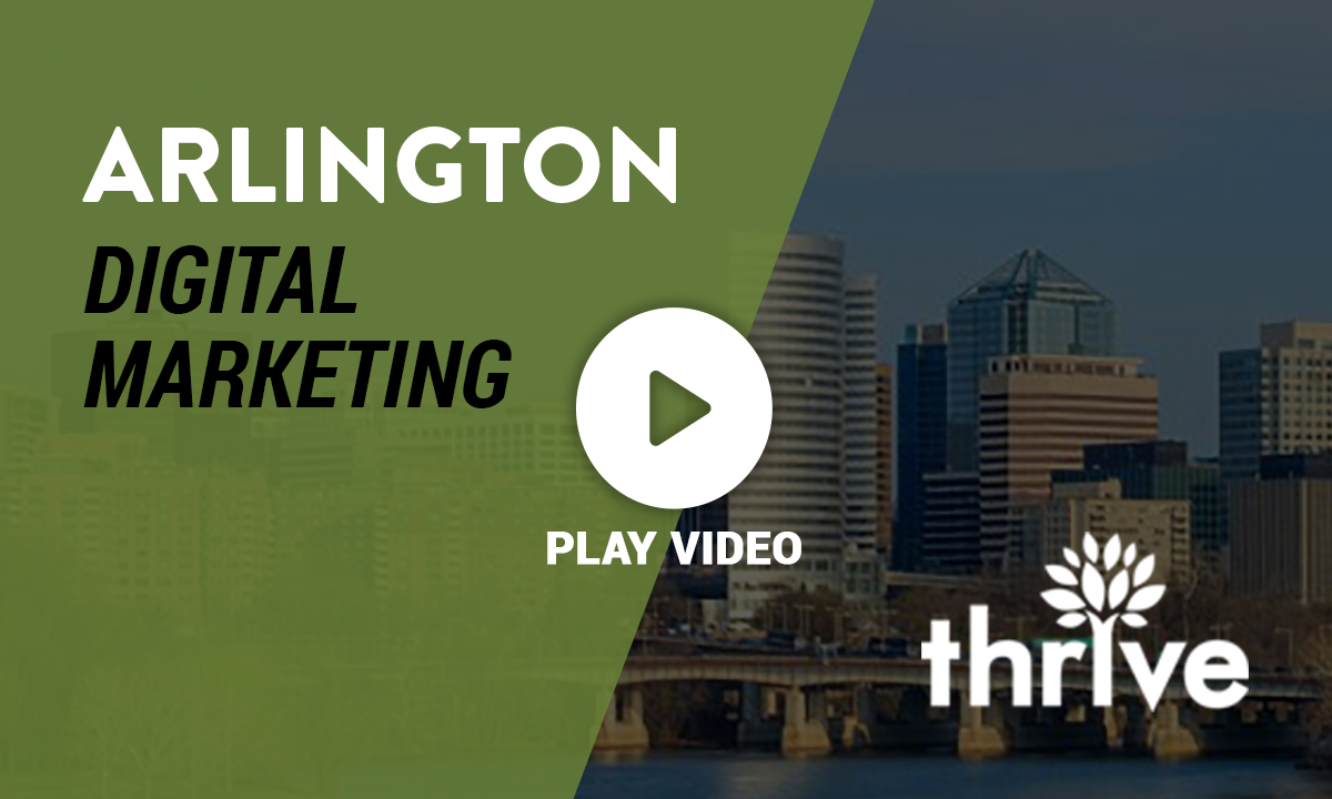 Digital Marketing Agency Arlington