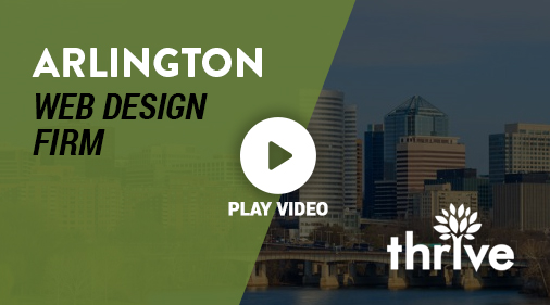 Arlington Web Design Firm
