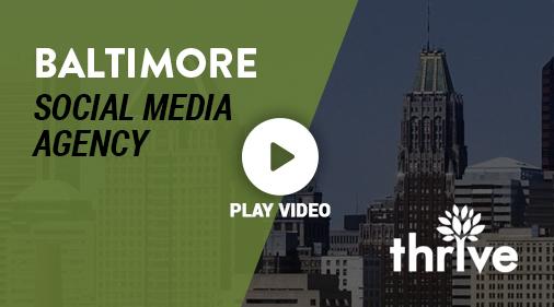 Baltimore Social Media Agency