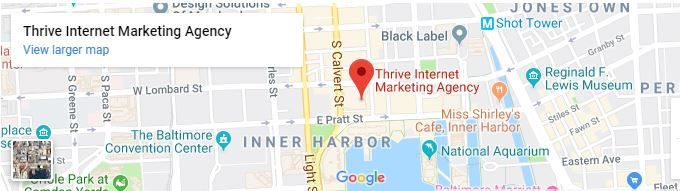 Baltimore Thrive office location