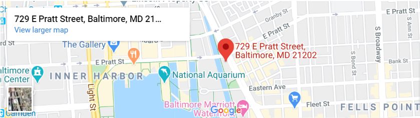 Baltimore office location