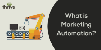 What is marketing automation and why is it important?