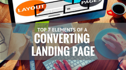 Must-Have elements of a converting landing page