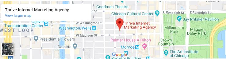 Chicago Thrive office location