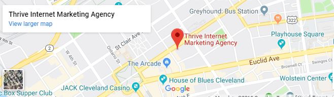 Cleveland Thrive office location