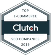 Clutch Top E-commerce SEO Companies 2019
