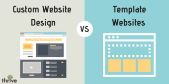 Custom Web Design vs. Template Websites: What's Right for Your Business?