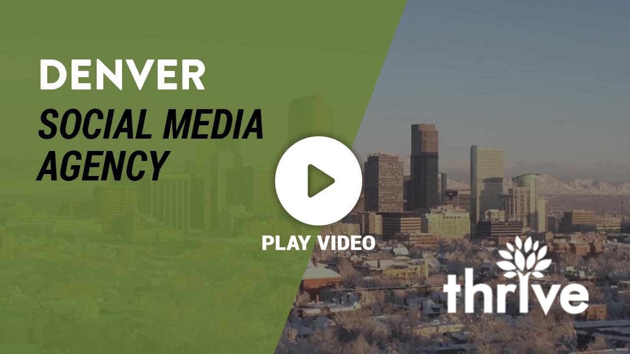 Denver Social Media Agency