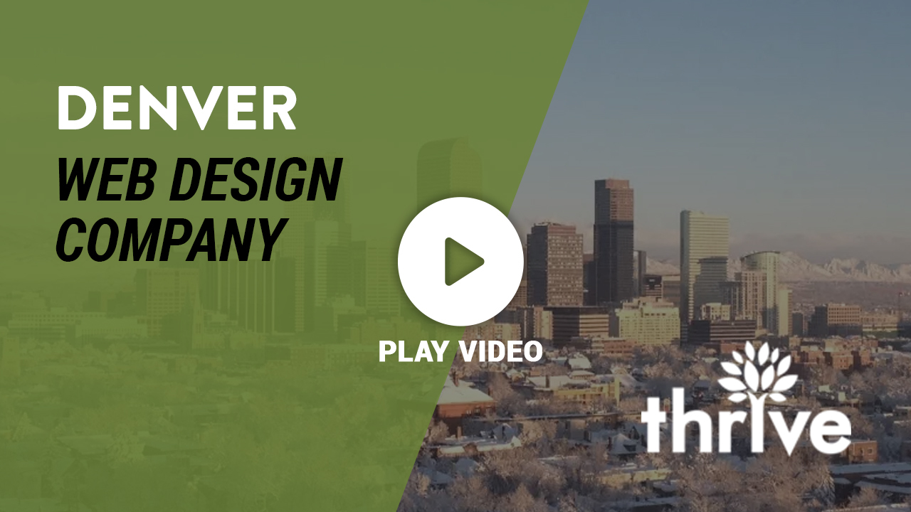 Denver Web Design Agency
