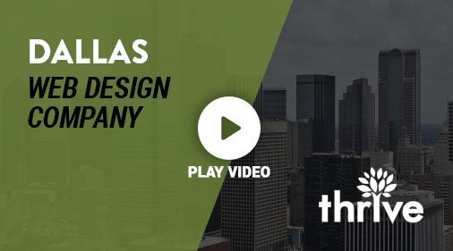Dallas Web Design Company
