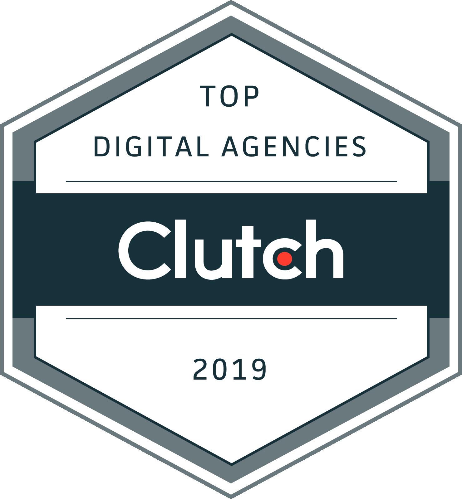 Top Digital Agency Award 2019