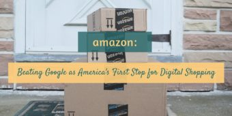Amazon: America's First Stop For Product Search (Sorry, Google!)