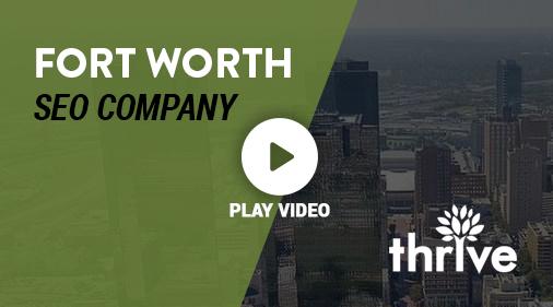 Fort Worth SEO Company