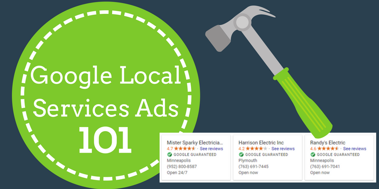 Google Local Services Ads 101