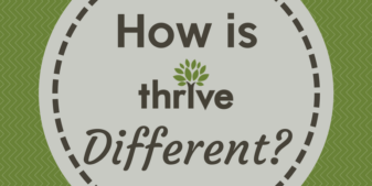 The Agency Rundown: How is Thrive different?