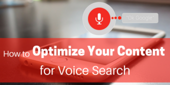 Hey Alexa, how can I optimize my content for voice search?