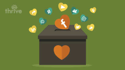 How to Promote Your Donation Page Across Social Media