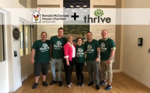 Thrive Gives Back: Ronald McDonald House of Jacksonville