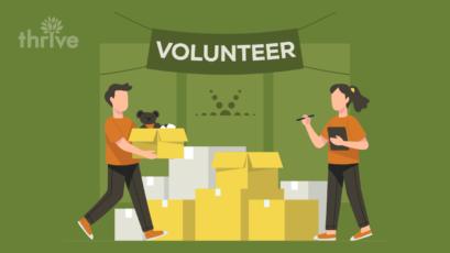 It's National Volunteer Week!