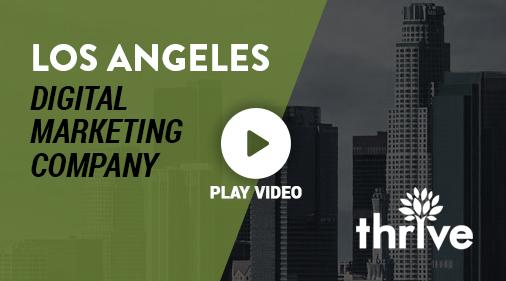 Los Angeles Digital Marketing Company