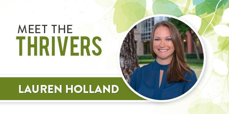 Lauren Holland PPC Strategist