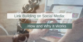 Why Link Builders Should Spend More Time on Social media