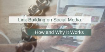 Link Building and Social Media