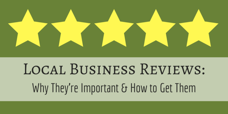 Local Business Reviews