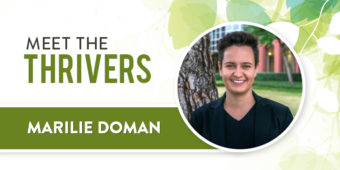 Meet The Thrivers: Marilie Doman
