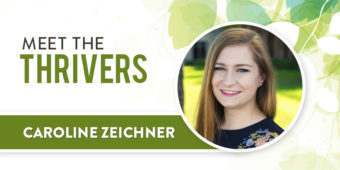 Meet the Thrivers: Caroline Zeichner